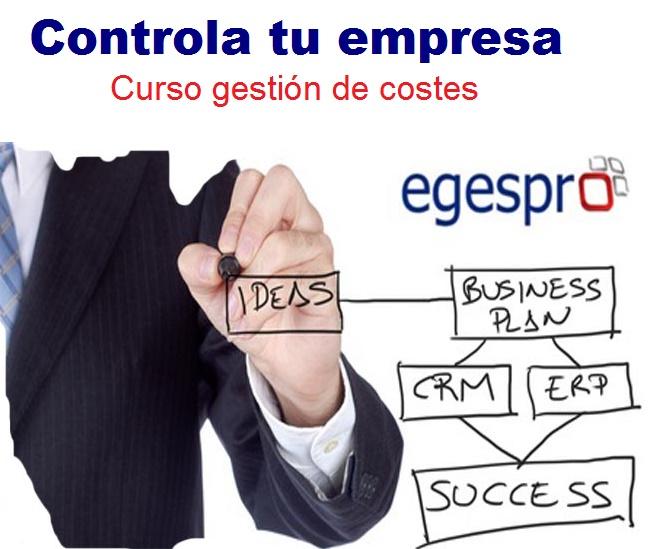 Curso gestión de costes