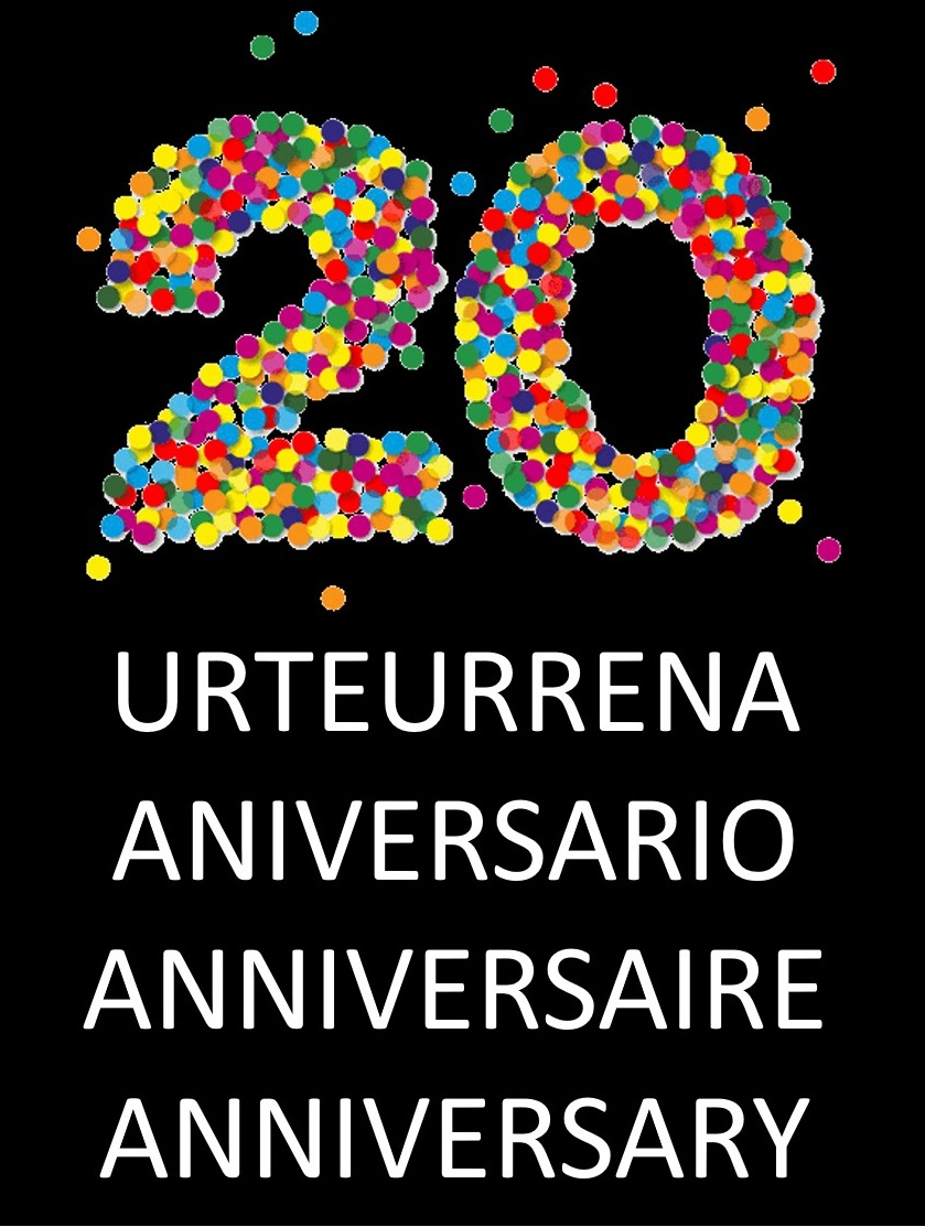 Veinte aniversario, EuskoDat