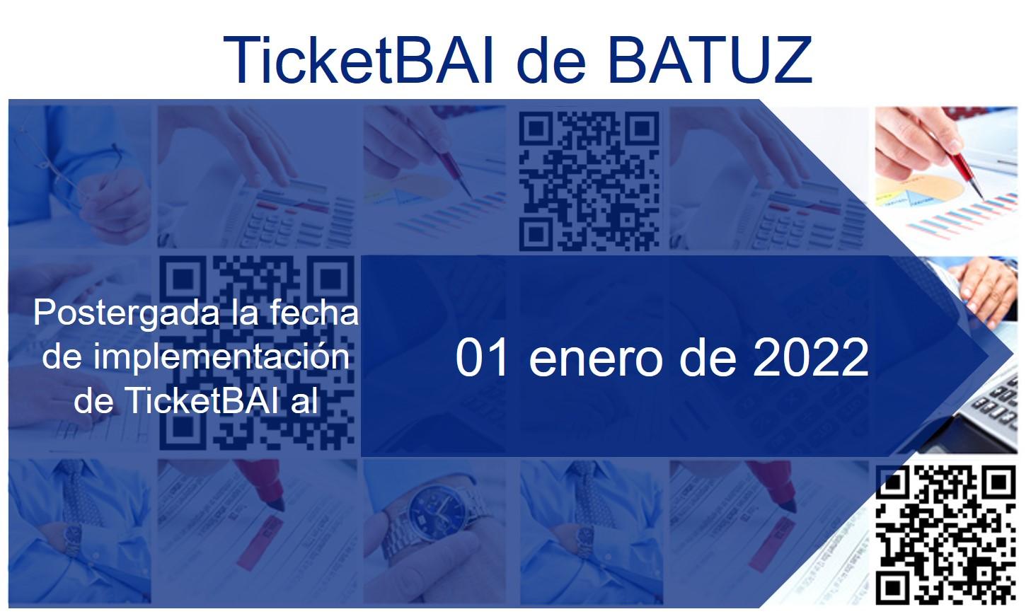 TicketBAI y Egespro ERP preparado para el envío telematico por TBAI