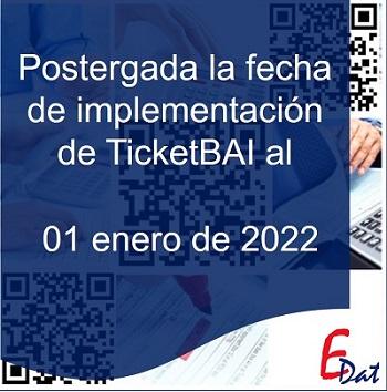 TicketBAI postergado, ERP Egespro preparado para envío telemático